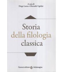 Storia della filologia...