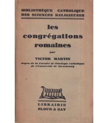 Les congrégations romaines