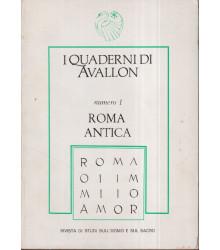 Quaderni di Avallon - Roma...