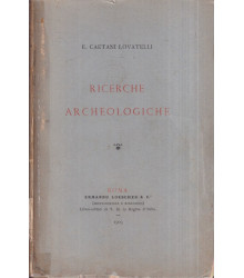 Ricerche archeologiche