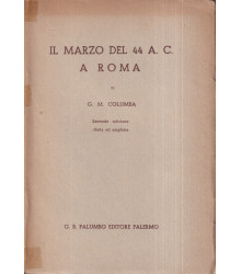 Il marzo del 44 a. C. a Roma