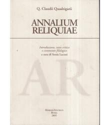 Annalium Reliquaiae