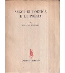 Saggi di poetica e di poesia