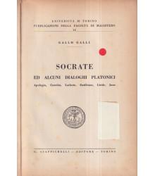 Socrate ed alcuni dialoghi...