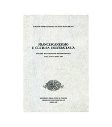 Francescanesimo e Cultura...